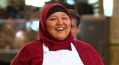 Amina, Masterchef Australia 2012 contestant  AMINA FOR THE WIN!!