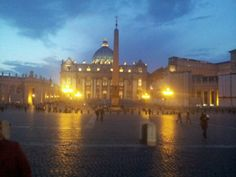 The Vatican was pretty Awesome!