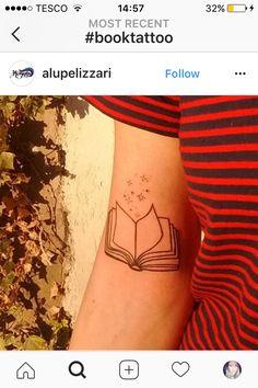 Book Tattoo, Tattoos, Tatuajes, Tattoo, Cuff Tattoo, Flesh Tattoo