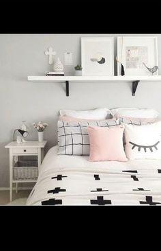 Imagem de bedroom, room, and bed