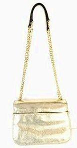 MICHAEL Michael Kors Womens Cynthia Small North South Satchel Handbag