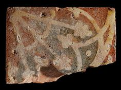 Wessex Archaeology tile from Friarn Meadow, Bridgwater, via Flickr.