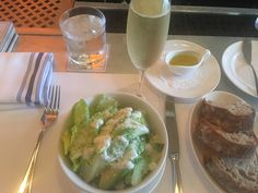 Enjoying lunch with LELO extra virgin olive oil served at my favorite French restaurant in the big Apple😍