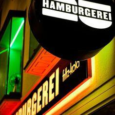 Hamburgerei München