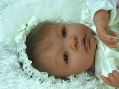 Reborn Baby Shyann by Aleina Peterson - GORGEOUS Ethnic/Biracial - MUST SEE | eBay