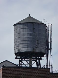 I love the water towers in NY