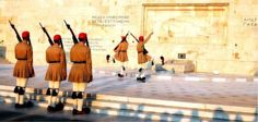 Tomb of the unknown Soldier, Hellenic, Athens Tomb Of Unknown Soldier, Greek Soldier, Luxury Collection Hotels, Go Greek, Family Roots, The Orator, Athens Greece, King George, Best Part Of Me