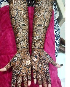 Fashion Style All About Mehndi Designs - Her Crochet Arabic Bridal Mehndi Designs, Rajasthani Mehndi Designs, Mehndi Designs 2018, Stylish Mehndi Designs, Dulhan Mehndi Designs, Beautiful Mehndi Design, Henna Mehndi, Bridal Henna, Legs Mehndi Design