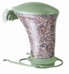 Garden Song 101-4 Dine Around Window Bird Feeder: Bird Feeding, Bird Gifts