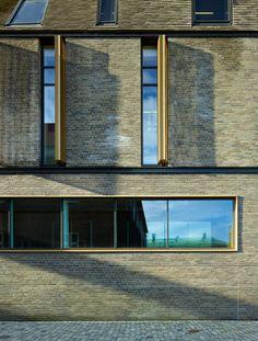 Frederiksberg Courthouse | Frederiksberg Denmark | 3XN | Adam Mørk Photographer
