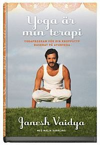 Yoga är min terapi (kartonnage)