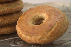 Rosquillas de Estella, receta maravillosa.
