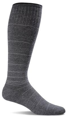 327ccf9ad2 Sockwell Men's Circulator Moderate Graduated Compression Socks (15-20mmhg)