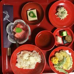 Vegetarian course at Ajiro.... Soooo good!