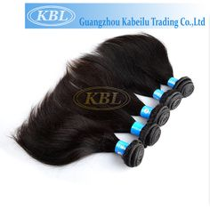 #$161 5pcs-lot Brazilian hair straight wave