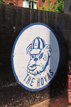 The Georgetown Hoyas   by Glyn Lowe Photoworks