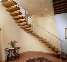 Modern Stairs Design | Office Tables, Office Desks, Reception Desks Counters, Conference Furniture, Office Seating