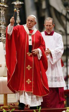 Pescatori di uomini: Papa Francesco: L'amore che sgorga dalla Croce gua...