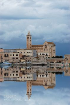 Trani by bruce_ #architecture #building #architexture #city #buildings #skyscraper #urban #design #minimal #cities #town #street #art #arts #architecturelovers #abstract #photooftheday #amazing #picoftheday