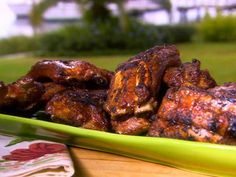 Picture of Dry Rub Baby Back Ribs Recipe.(my hubby said it's the best ribs ever! Dry Rub Recipes, Rib Recipes, Cooking Recipes, Brats Recipes, Barbecue Recipes, Healthy Recipes, Barbecue Sauce, What's Cooking, Grilling Recipes