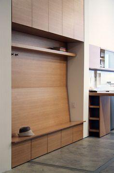 Henrybuilt Alcove System - modern - entry - seattle - by Henrybuilt