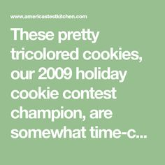These pretty tricolored cookies, our 2009 holiday cookie contest champion, are somewhat time-consuming to make. But they are worth your efforts. Caramel Chocolate Bar, Caramel Tart, Chocolate Caramels, Chocolate Desserts, Jelly Gummies, Donut Toppings, Christmas Cookie Exchange, Food Words, Love Cake