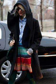 exPress-o: Bolder Twist on Bloggers Uniform