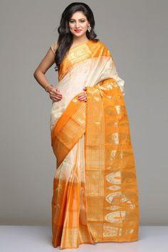 Tant Sarees   Bengal Handloom Sarees   IndiaInMyBag.com