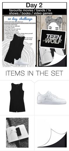 """""""DAY TWO ~ favourite movies/bands/tv shows/video games"""" by alltimelow-123 ❤ liked on Polyvore featuring art and shayleedoesthe30daychallenge"""