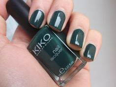 "KIKO 347 ""Verde Scuro"""