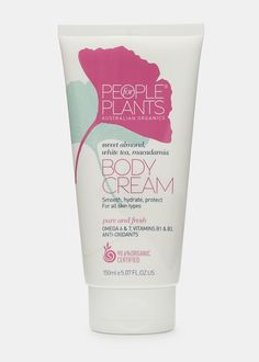 Organic Moisturizing Body Cream | Rodale's