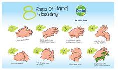 8 steps of handwashing Archives - Sengkang Babies