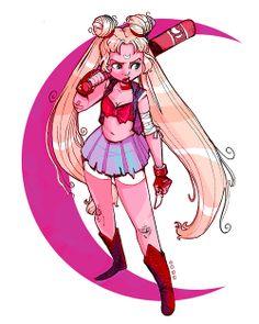Sailor Moon / Punk