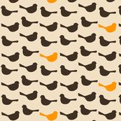 Spoonflower.com I love this site.  You can even upload an image or a drawing you have and they will turn it into fabric. Wala!