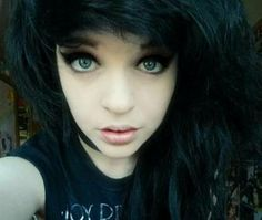 #EmoEyemakeup For #EmoGirls #Eyes is very attractive on her personality. Emo #eyemakeup is very popular in #teenager girl.  #Girl used in #nightparty and for self cheep #beauty. Her boyfriend like this makeup. mostly girl match with #dress and #hair. Emo #eye #makeup is different of color in market.