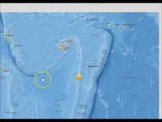 WATCH NOW Earthquake, M6 9 283km S of Ndoi Island, Fiji Island