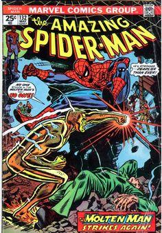 The Amazing Spider-Man #132