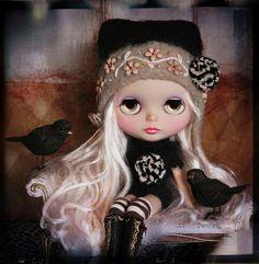"""Darling Claudette"" by ellewoods2007, via Flickr"