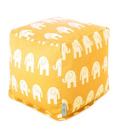 Yellow Ellie Cube | Daily deals for moms, babies and kids