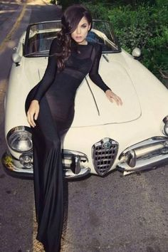 Women & Alfas - Page 298 - Alfa Romeo Bulletin Board & Forums #alfaromeogiulietta #alfaromeovintage