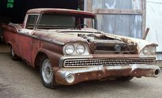 Will You Bid? 1959 Ford Ranchero - http://barnfinds.com/will-you-bid-1959-ford-ranchero/