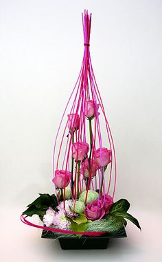 midelino flower arrangements using - Google Search