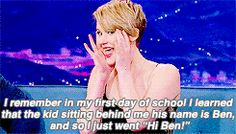 11 Reasons Why We Love Jennifer Lawrence (in GIFS) - Biography.com