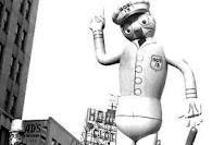 Macy's Thanksgiving Day Parade circa 1960