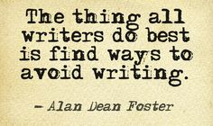 The thing all writers do best is... #quotes #writers #authors