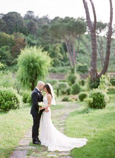 Destination wedding in Tuscany: http://www.stylemepretty.com/destination-weddings/italy-weddings/2016/10/27/a-sunshine-hued-wedding-in-tuscany/ Photography: Peter and Veronika - http://peterandveronika.com/language/en/