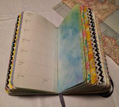 Draw Daily: Hacked Moleskine Planner