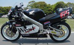 Honda NSR250 Pons West Capirossi 500cc rep