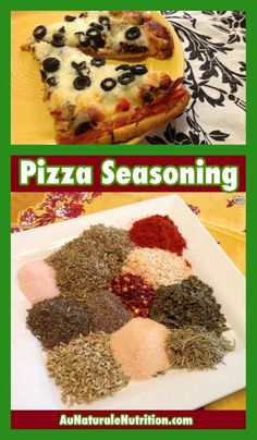 Everyone loves pizza, and everyone needs a great pizza (or Italian) seasoning as a staple in the kitchen. I've put together the perfect blend of spices for a great classic pizza taste. Homemade Dry Mixes, Homemade Spice Blends, Homemade Spices, Homemade Seasonings, Spice Mixes, Homemade Italian Seasoning, Seasoning Mixes, Pizza Seasoning Recipe, Real Food Recipes
