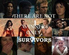 Not winners only survivors